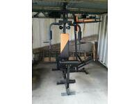 Multigym hardly used price drop 130 cash today or swap wat u got