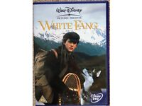 White Fang [DVD] [2002]