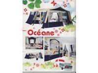 Oceane Trailer Tent