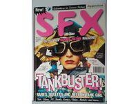 SFX Magazie 1st Issue