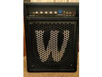 Warwick Bass Amp - Blue Cab 60 - 12 inch speaker, 60 watt