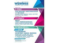 Wireless Ticket (Saturday and Sunday)