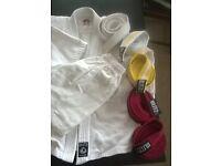Judo Suit & Belts