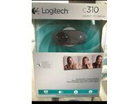 Logitec C310 HD Webcam