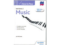 How To Pass National 5 Music - Educational Text Book by Hodder Gibson