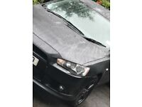 Mitsubishi Lancer gs2 di-d cheap black matt color modified quick sale