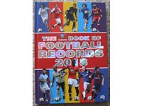 The Vision book of Football Records 2018, excellent condition.