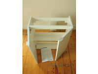 Bathroom IKEA 'Lillängen' fourniture NEVER USED and ASSEMBLED