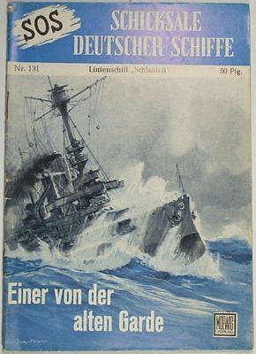 SOS Schicksale deutscher Schiffe Band 131 in Z2