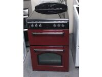 6 MONTHS WARRANTY Leisure Gourmet 60cm, AA energy rated electric cooker