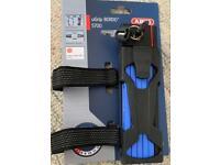 Abus uGrip Bordo 5700 - 80 cm size bike lock Never used.