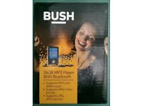 New Bush MP3 Player