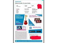 Liam Gallagher tickets Dublin olympia theatre
