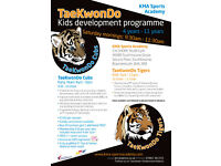 TaeKwonDo Assistant Coach / Instructor needed for childrens classes 4-11yrs old in Southbourne