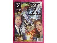 The X Files Magazine (Comic), Issue 14, July 1996 (Memorabilia)