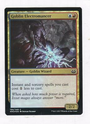 MTG: Modern Masters 2017: FOIL: Goblin Electromancer, used for sale  Mason City