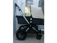 Bugaboo cameleon 2 off white. Excellent condition.