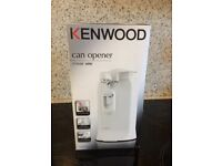 Brand new Kenwood 3-in-1 Can Opener