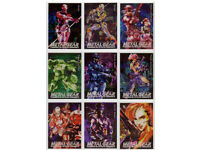 Metal Gear Solid trading cards WANTED