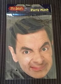 Mr Bean Party Mask