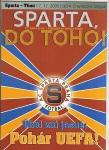 Orig-PRG-Champions-League-05-06-SPARTA-PRAG-FC-THUN-RARE