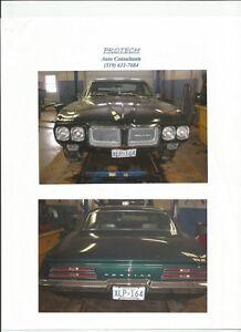 1969 Pontiac Firebird London Ontario image 7