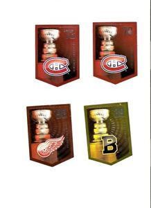 Molsons stanley cup cards.