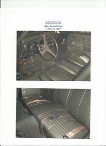 1969 Pontiac Firebird London Ontario image 3