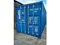 Container for short or long term storage.