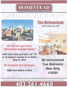 SPECIAL$ FOR 1 DAY ONLY!  SATURDAY OPEN HOUSE from 10 am to 4pm!