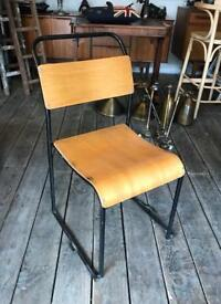 Stacking Chairs - Restaurant / Cafe - 4 Available