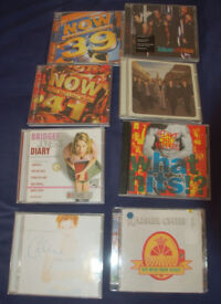 90s music CD bundle/job lot