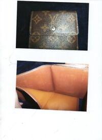 Louis Vuitton small purse wallet