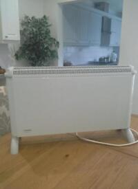 DIMPLEX MODEL NUMBER 3078 ELECTRIC PORTABLE CONVECTION HEATER
