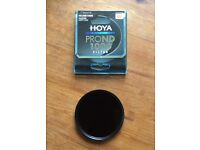 HOYA MD 1000 filter..82mm