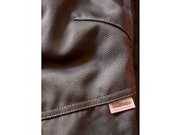 Hein Gericke totally waterproof motorcycle trousers with insert lining