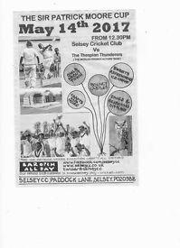 Celebrity Cricket Match & Family Day