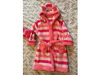 Miniclub dressing gown 2-3