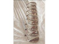 CALLAWAY XHOT IRONS 3-sw (9clubs)