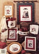 Leisure Arts Christmas Cross Stitch