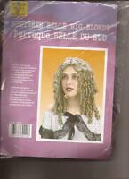 Southern Belle Halloween Wig for Costumes
