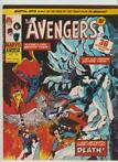 THE AVENGERS NO.79 1975 (Marvel Comics uk)