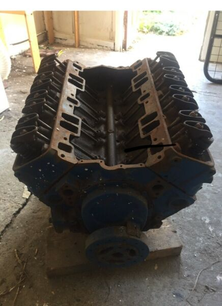 Chevy V8 305 Small bock engine, 5L (1978-79), used for sale  Leytonstone, East London