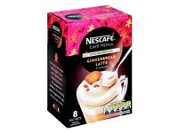 DESPERATELY WANTED: Nescafé Gingerbread Latte - Even just one sachet!! Guaranteed NOT for re-sale.