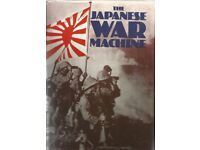 THE JAPANESE WAR MACHINE (BOOK)