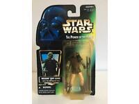 Star Wars Weequay Skiff guard figure, brand new in sealed box