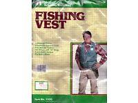 Academy Broadway Fly Fishing Vest - medium