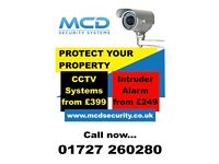 Full HD CCTV installed from £399