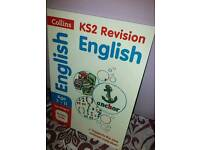 New KS2 Collins Revision English And Maths Books