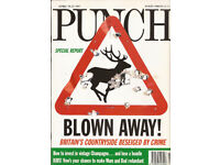 Punch Magazines, a dozen 1997 issues